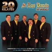 Play & Download 20 Kilates by Los Barón De Apodaca | Napster