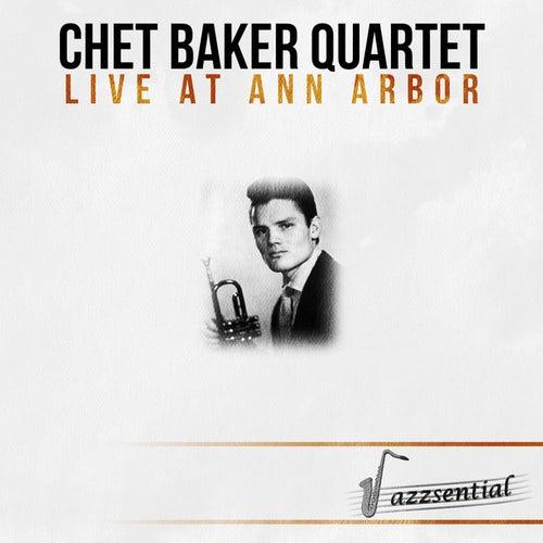Live at Ann Arbor (Live) by Chet Baker