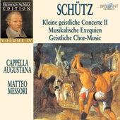 Play & Download Schütz: Schütz Edition, Vol. IV by Cappella Augustana | Napster