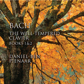 Play & Download Bach: The Well-Tempered Clavier, Books 1 & 2 by Daniel-Ben Pienaar | Napster