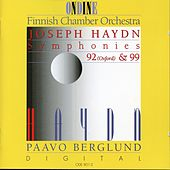 Play & Download Haydn: Symphonies 92 (Oxford) & 99 by Finnish Chamber Orchestra | Napster