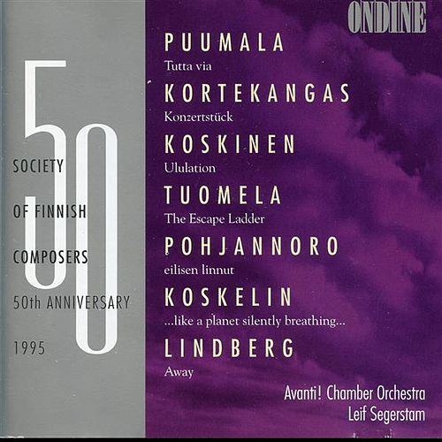 Society of Finnish Composers 50th Anniversary by Avanti! Chamber Orchestra