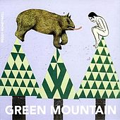 Green Mountain by Peggy Honeywell