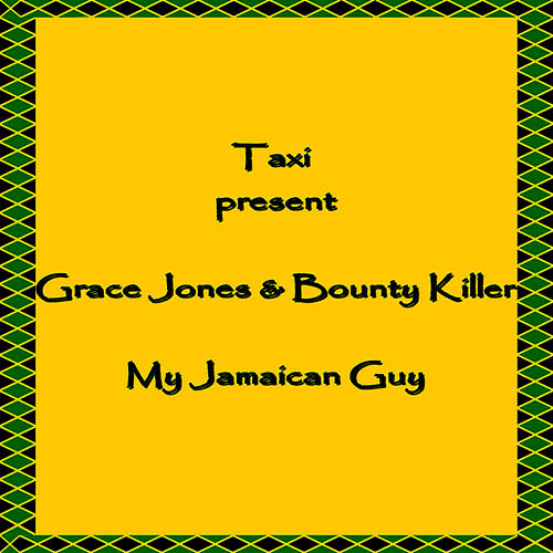 My Jamaican Guy von Grace Jones