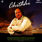 Play & Download Chithhi Vol. 26 by Nusrat Fateh Ali Khan | Napster