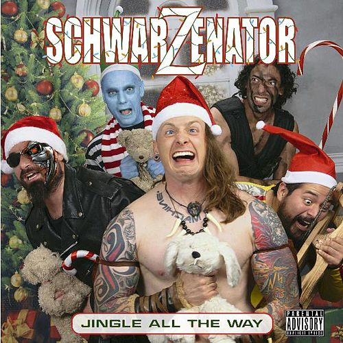 Jingle All the Way by Schwarzenator