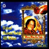 Play & Download Mere Man Ka Raja Vol. 35 by Nusrat Fateh Ali Khan | Napster