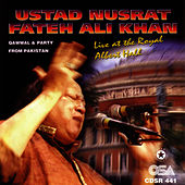 Play & Download Live At Albert Hall Vol. 76 by Nusrat Fateh Ali Khan | Napster