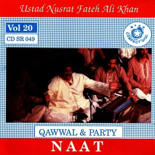 Naat Vol. 20 von Nusrat Fateh Ali Khan