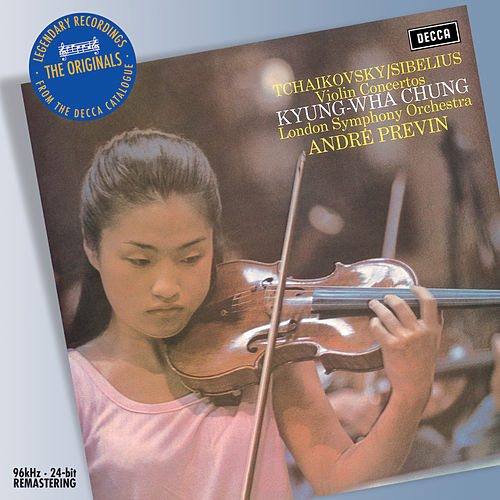 Play & Download Tchaikovsky/Sibelius: Violin Concertos by Kyung Wha Chung | Napster