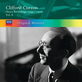 Clifford Curzon: The Decca Recordings Vol.4 by Various Artists