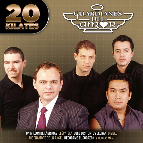 Play & Download 20 Kilates by Guardianes Del Amor | Napster