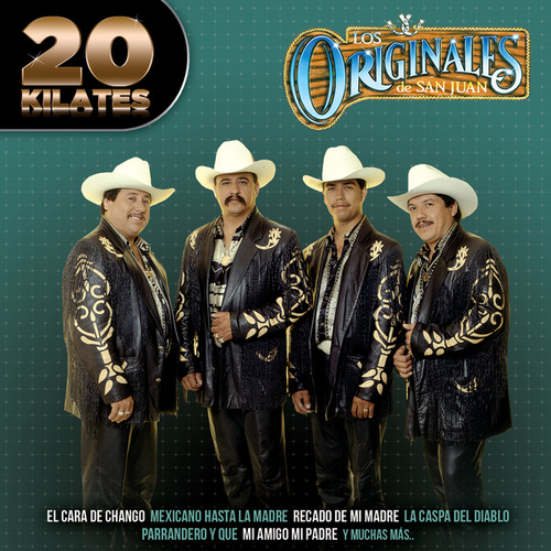 20 Kilates by Los Originales De San Juan