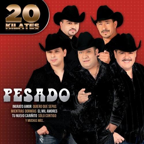 Play & Download 20 Kilates by Pesado | Napster