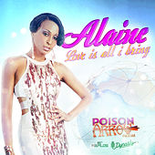 Love is All I Bring - Single by Alaine
