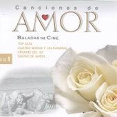 Play & Download Canciones de Amor: Baladas de Cine by Various Artists | Napster