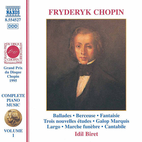 Play & Download Piano Music Vol. 1 by Frederic Chopin | Napster