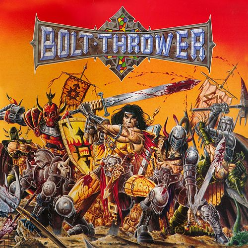 Powder Burns by Bolt Thrower