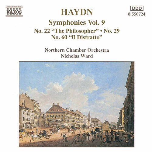 Play & Download Symphonies Nos. 22, 29 & 60 by Franz Joseph Haydn | Napster