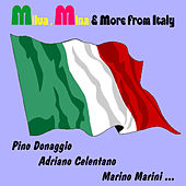 Milva,Mina & More from Italy by Various Artists