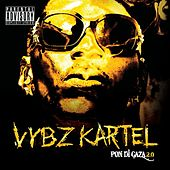 Play & Download Pon Di Gaza 2.0 by VYBZ Kartel | Napster