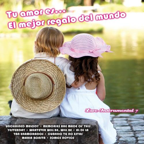 Play & Download Tu Amor Es... El Mejor Regalo del Mundo: Love Instrumental, Vol. 7 by Various Artists | Napster