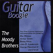 Play & Download Guitar Boogie by The Moody Brothers | Napster