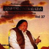 Play & Download Washington University Vol. 37 by Nusrat Fateh Ali Khan | Napster