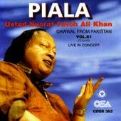 Play & Download Piala Vol. 61 by Nusrat Fateh Ali Khan | Napster
