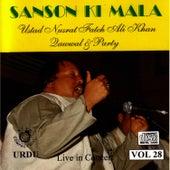 Play & Download Sanson Ki Mala Vol.28 by Nusrat Fateh Ali Khan | Napster