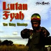 You Bring Blessings by Lutan Fyah