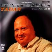 Play & Download Yadan Vol. 41 by Nusrat Fateh Ali Khan | Napster