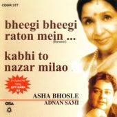 Bheegi Bheegi raton Mein / Kabhi To Nazar Milao by Various Artists
