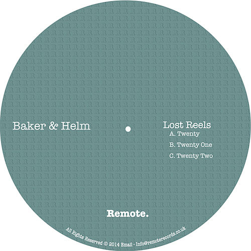 Play & Download Lost Reels by Baker | Napster