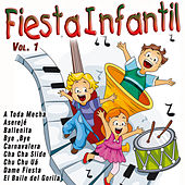 Fiesta Infantil Vol. 1 by Various Artists