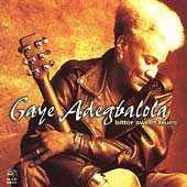 Bitter Sweet Blues by Gaye Adegbalola