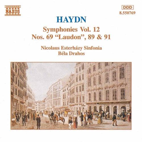 Symphonies Nos. 69, 89 & 91 by Franz Joseph Haydn