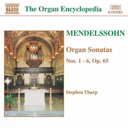 Organ Sonatas Nos. 1-6, Op. 65 by Felix Mendelssohn