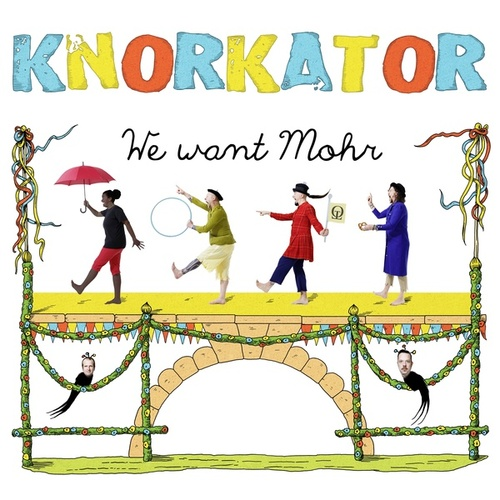 We Want Mohr by Knorkator