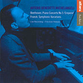 Play & Download Arturo Benedetti Michelangeli: Beethoven and Franck by Arturo Benedetti Michelangeli | Napster