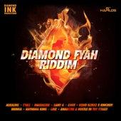 Diamond Fyah Ridim by Various Artists
