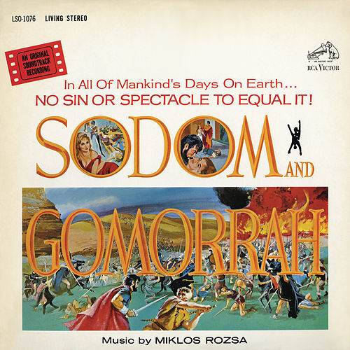 Play & Download Sodom & Gomorrah by Original Soundtrack | Napster