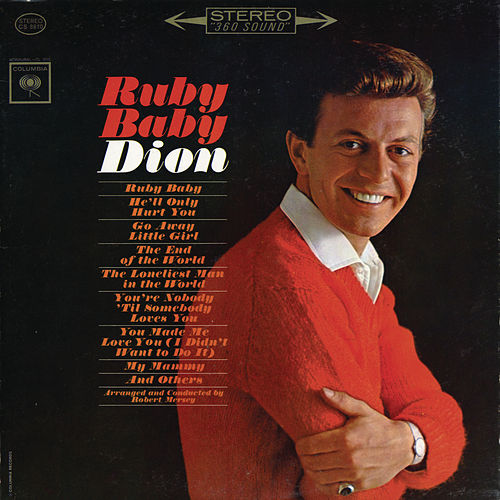 Play & Download Ruby Baby by Dion | Napster