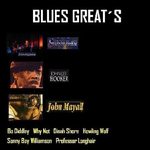 Play & Download Blues Greats by Various Artists | Napster