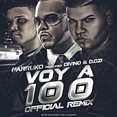Play & Download Voy a 100 (feat. Divino & D.Ozi) by Farruko | Napster