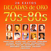 Décadas de Oro: 20 Éxitos by Various Artists