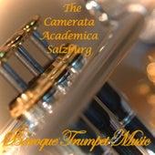 Perti - Gabrieli - Haydn - Vivaldi - Purcell - Corelli - Torelli: Camerata Academica Salzburg - Baroque Trumpet Music von Camerata Academica Salzburg