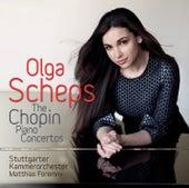 Chopin: Piano Concertos Nos. 1 & 2 by Olga Scheps