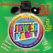 Jewish Music for DJs, Vol. 4 by David & The High Spirit