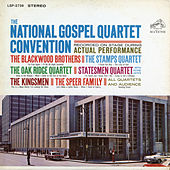 Play & Download The National Gospel Quartet Convention by Various Artists | Napster